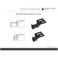 Wall Bracket Assembly