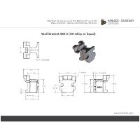 Wall Bracket WB-2